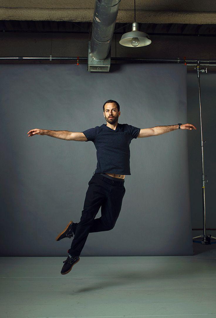 ° Benjamin MILLEPIED ° leaving Opéra Garnier to go back to L.A °sad  °Photo: Patrick Fraser pour Télérama