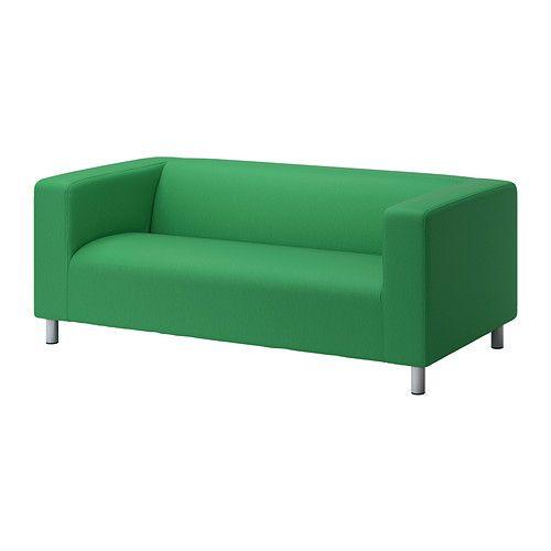KLIPPAN 2-zitsbank - Vissle groen - IKEA