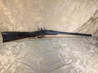 EMMA WERKE. CAL .54 BLACK POWDER ONLY! GALLAGER MODEL 1860. MADE IN WEST GERMANY. SERIAL 000716, THIS FIREARM DOES NOT NEED FFL TRANSFER AND CAN BE REMOVED DURING NORMAL REMOVAL TIMES.
