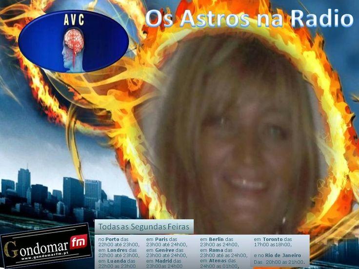 """Astrologia: 46º PROGRAMA OS ASTROS NA RADIO- COM O tema """"A AST..."""