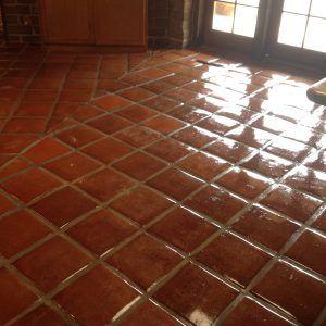 Saltillo Tile Floors Photos