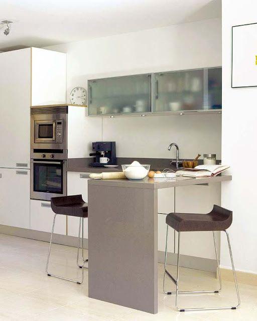 Medidas minimas para barras de cocina buscar con google - Barras para cocinas pequenas ...