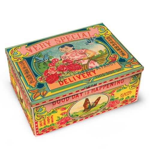 Very Special Tin Cigar Box $14.99