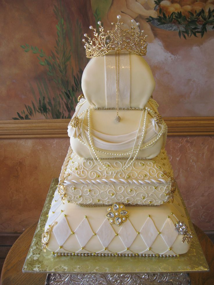 Wedding Cakes  Modern And Traditional Cake Pictures 6 The #timelesstreasure