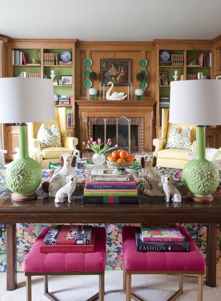 vignette, home of the pink clutch; Photo by Christina Wedge