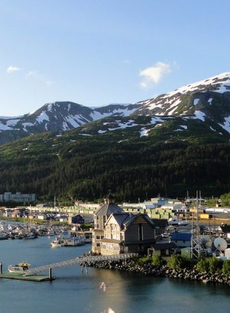 An Entire Town in Alaska Lives Under One Roof