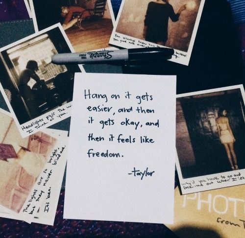 Message from Taylor
