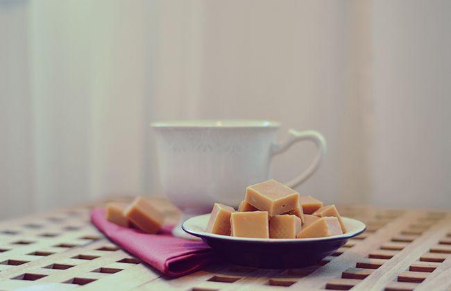 White chocolate fudge - www.fan-freakin-tastic.com
