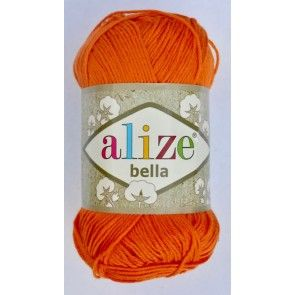 Alize bella katoen 487 Orange