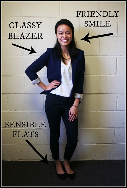 25+ best ideas about Interview Attire on Pinterest ...