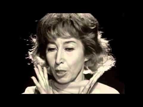 Cora Vaucaire - Dis, quand reviendras-tu? (Barbara) 1965