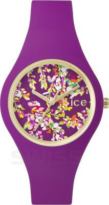 Flower-power na nadgarstku! #flower #flowerpower #violet #gold #spring #IceWatch #ZegarekIceWatch #watches #zegarek #watch #zegarki #butiki #swiss #butikiswiss