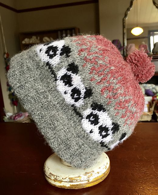 Ravelry: Pandamonium pattern by Karin Michele