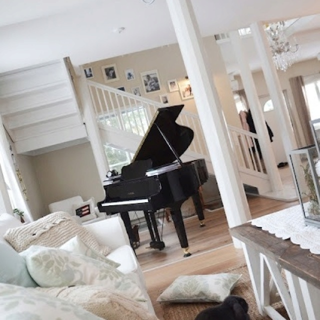 Grand Piano, a must-have.