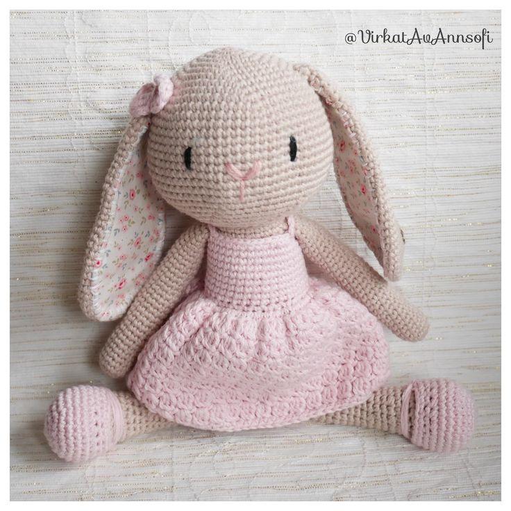 Denna kanin beställdes sompresent till en liten tjej              @VirkatAvAnnsofi