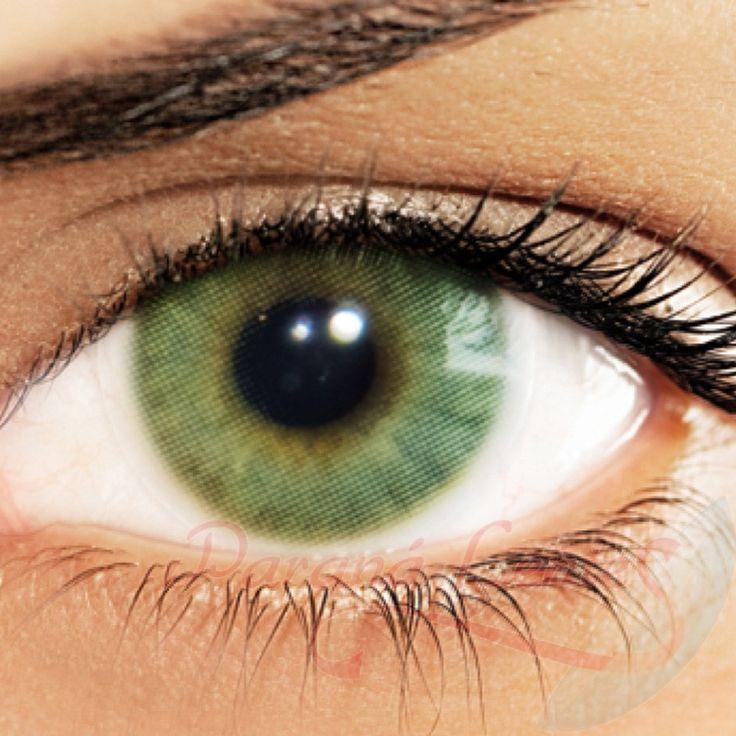 Colored Contact Lenses Solotica HIDROCOR Amber (âmbar)