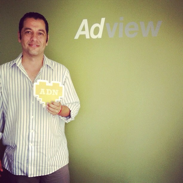 Javier Mata - Web Developer #adview #webdeveloper #adacto