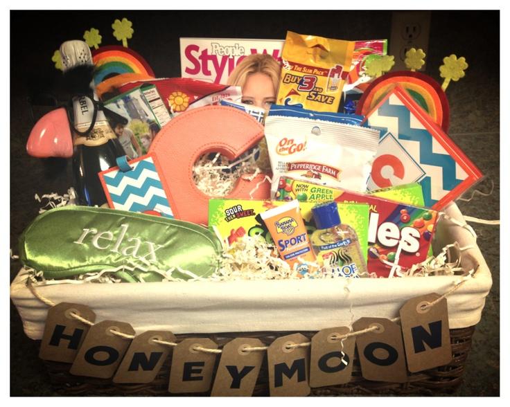 Honeymoon Basket I Made
