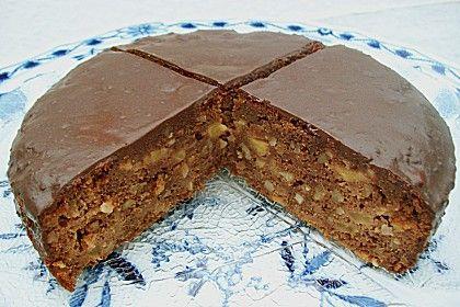 Russischer Apfelkuchen für eine kleine Form (Rezept mit Bild) | Chefkoch.de