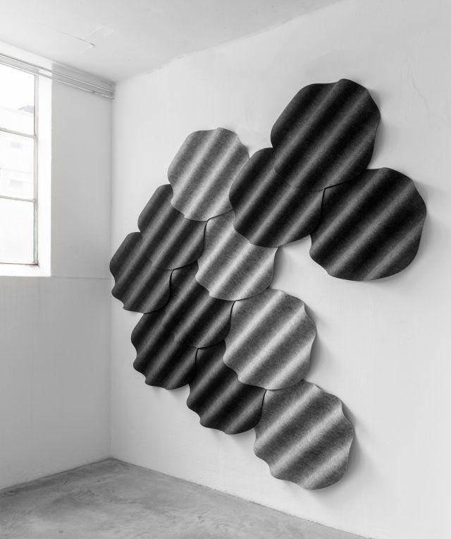 Kelly Martin Interiors - Blog - Sound & Vision ***** interior design, decor, acoustic, wall, panel, sound, treatment, contemporary, modern, felt, wool, music, producer, recording, studio, Form Us With Love, Knoll, De Vorm, Gingko, Homes and Hues, Sancal, Blastation