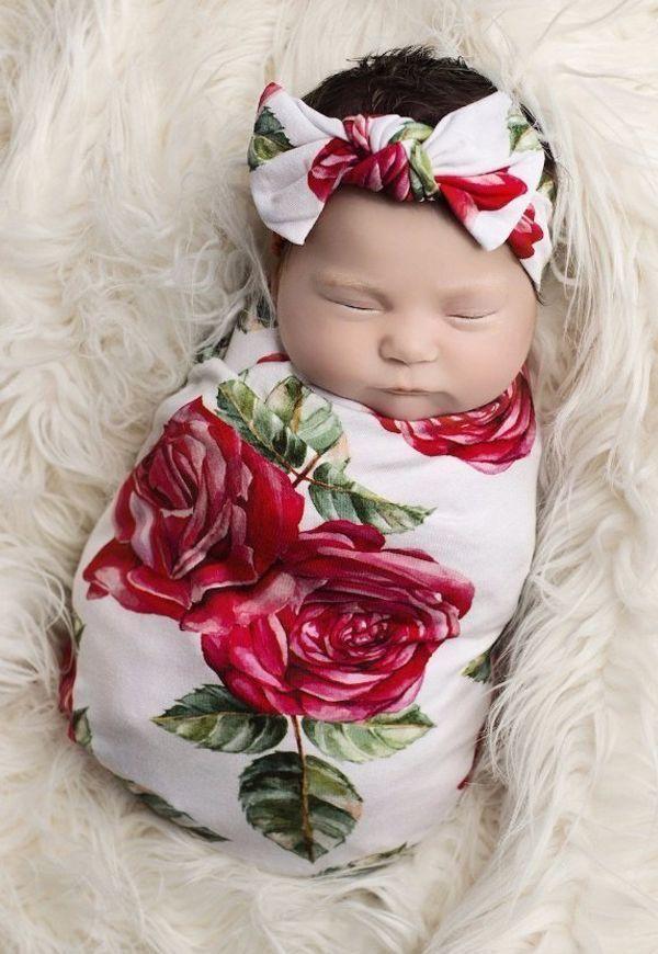Pin By Cheryl Davis On Babies Headband Sets Swaddle Baby Swaddle