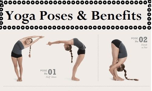 These common yoga poses are great for those just starting out and interested in learning a little more about the practice and those looking for new poses.