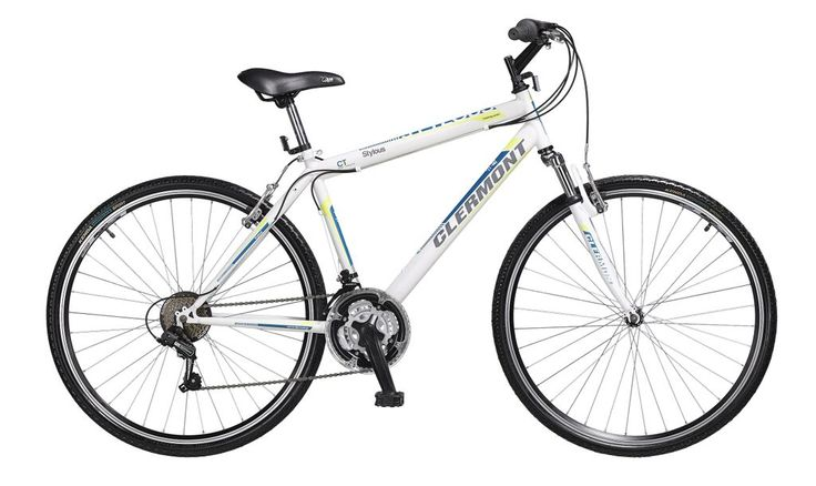 Clermont Stylous - 199,00€  http://www.moustakasbikes.gr/index.php/%CF%80%CE%BF%CE%B4%CE%AE%CE%BB%CE%B1%CF%84%CE%B1/trekking/clermont-stylous-700-shimano-991-detail