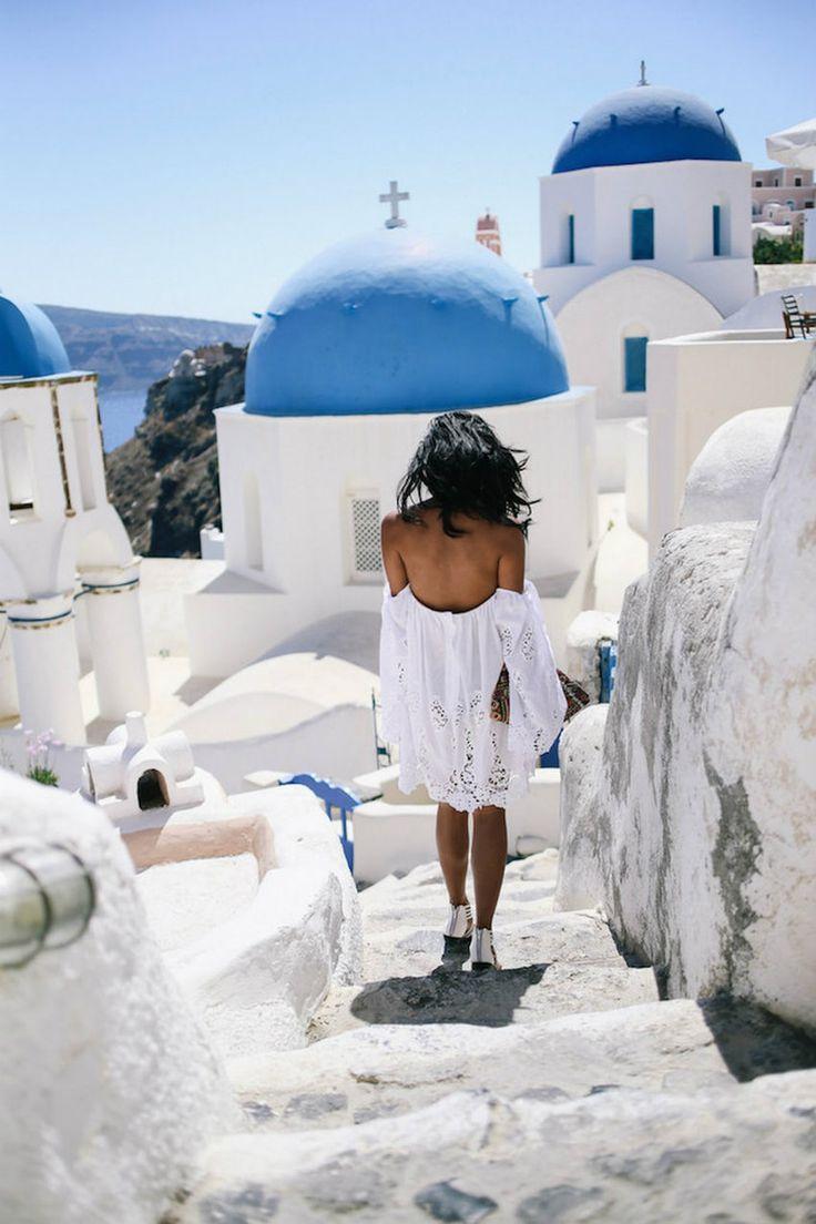 Luxus Sommer griechische Design Inspirationen | http://wohn-designtrend.de/luxus-sommer-griechische-design-inspirationen/ | #santorini