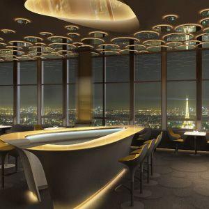 Two words: Champagne Bar. Restaurant Ciel de Paris I Official Site   cieldeparis.com