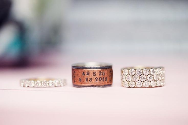 diamond bands- love this for mother ring: Bands Photography, Weddings, Grooms Rings, Wedding Bands, Dreams Rings, Style Me Pretty, Diamonds Bands, Men Wedding Rings, Engagement Rings