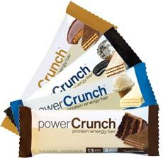 These taste like a KitKat bar except they are healthy and guilt-free protein bars! Love the wafer in them! Mmmm. Go to Walmart and get emmmm! xo brooklyn