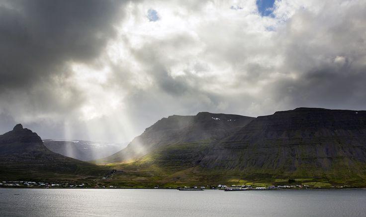 Amazing Iceland.  Ísland.