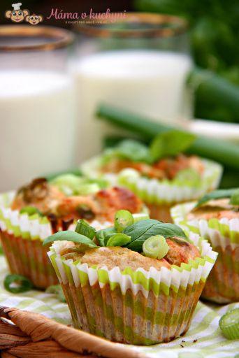 Květákové muffiny se skyrem (od 1 roku) | Máma v kuchyni