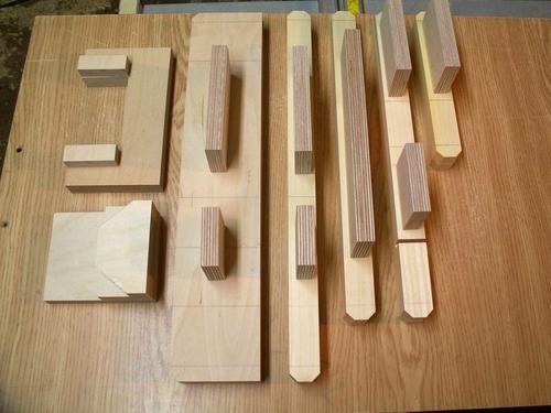 Alois's pantograph inlay experiments