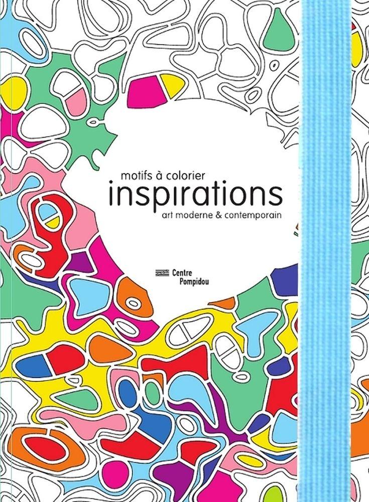Inspirations | Cahier de coloriage pour adultes