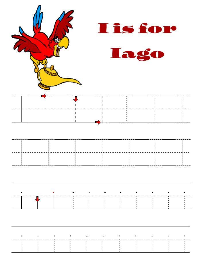 Disney Alphabet Learning Pages Disney Alphabet Alphabet Preschool Learning Letters