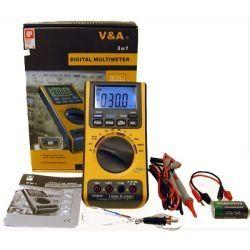 Multimetre si instrumente de masura si control disponibile in stocul Ronexprim.