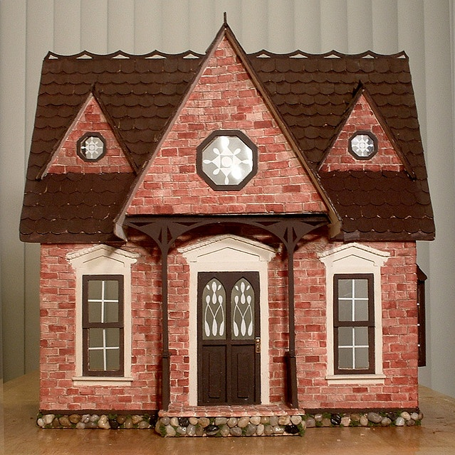 128 Best Victorian Dollhouse Images On Pinterest
