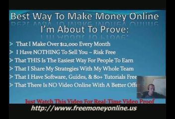 make money online now for free no scams