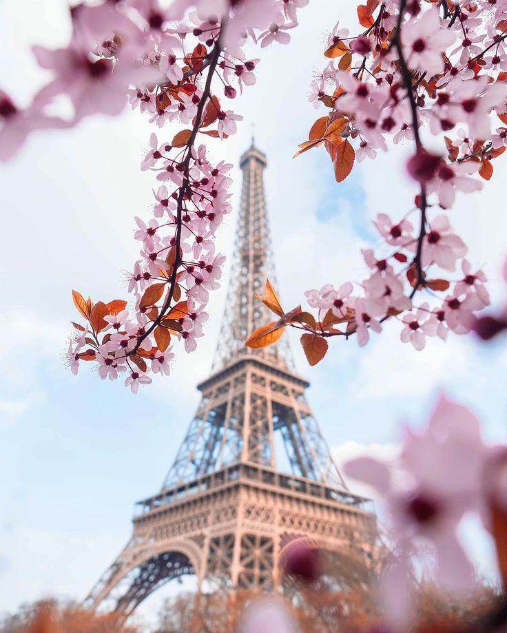 #spring in #paris