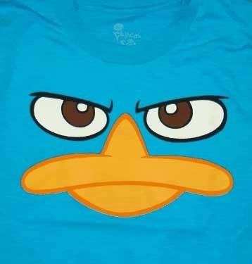 Phineas und & Ferb Agent P T-Shirt