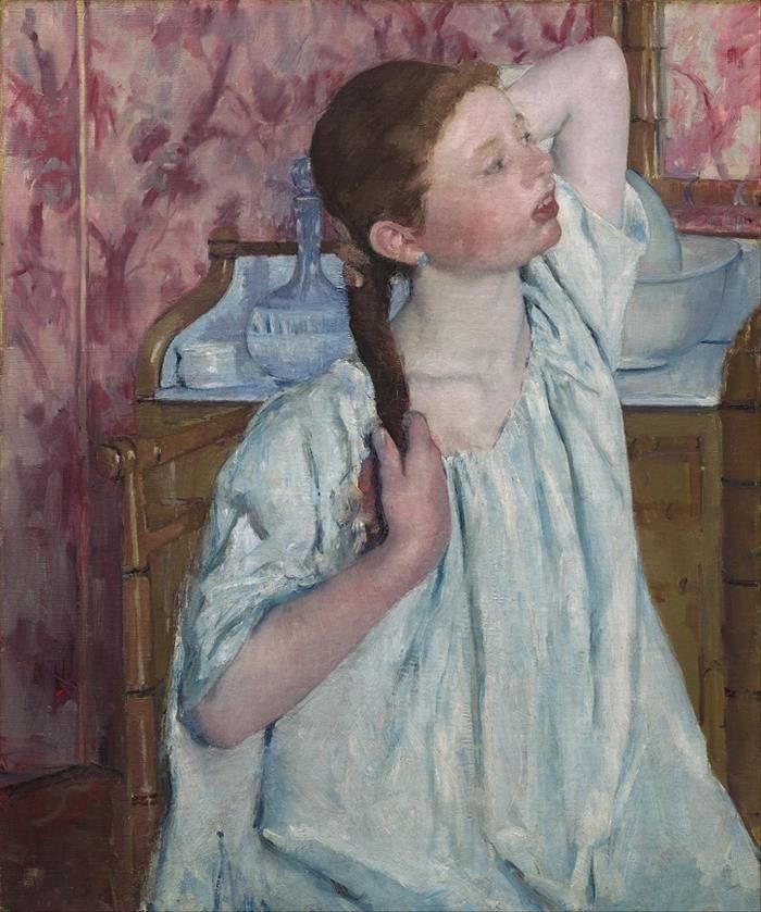 Mary Cassatt Artist American 1844