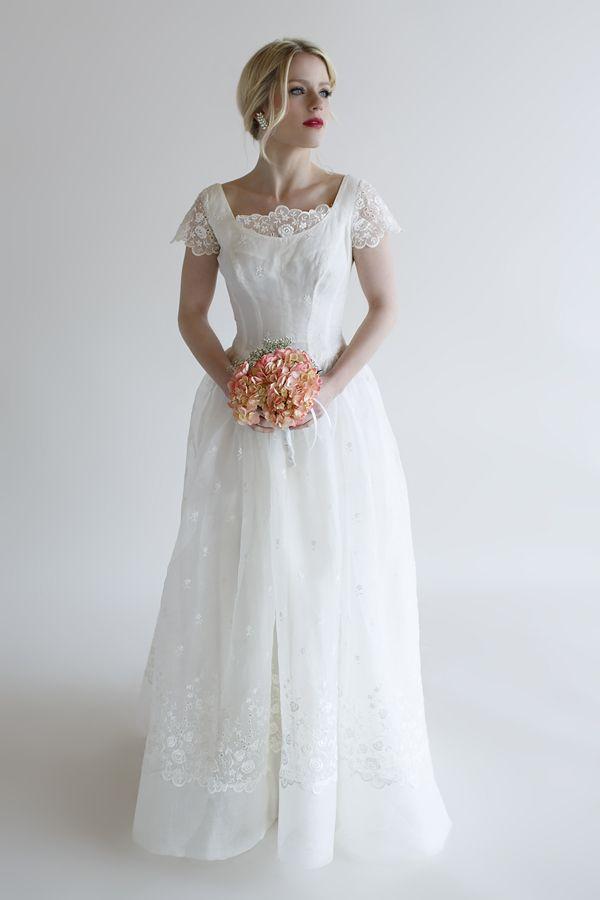 131 besten MODEST BRIDE Bilder auf Pinterest | Hochzeitskleider ...