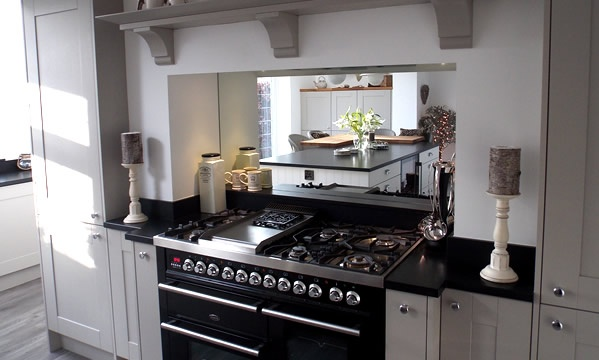 kitchen design with range cooker 22 best images about black range cookers on 7997