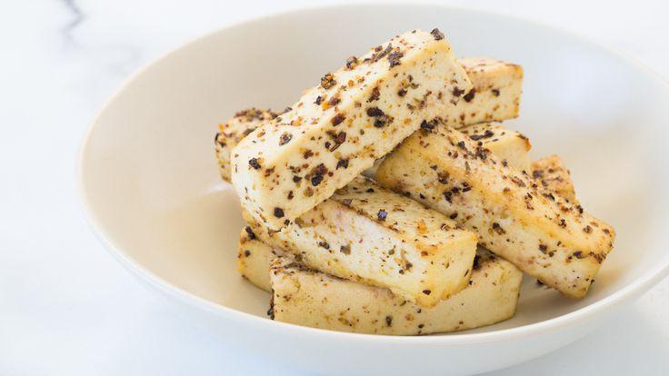 Frites de tofu