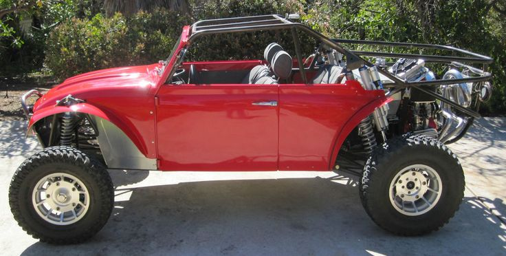Details About Custom Dune Buggy Street Legal Off Road Car