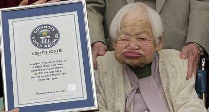 Misao Okawa, world's oldest living person, passes away at 117