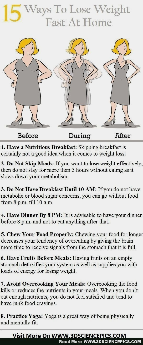 drastic fast weight loss tips
