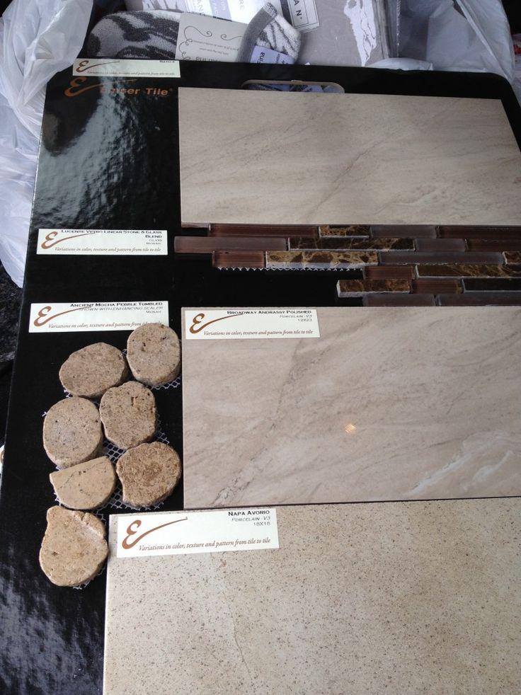 Picking Out Tile For The 2014 Houston Southern Living Custom Builder Program  Showcase Home