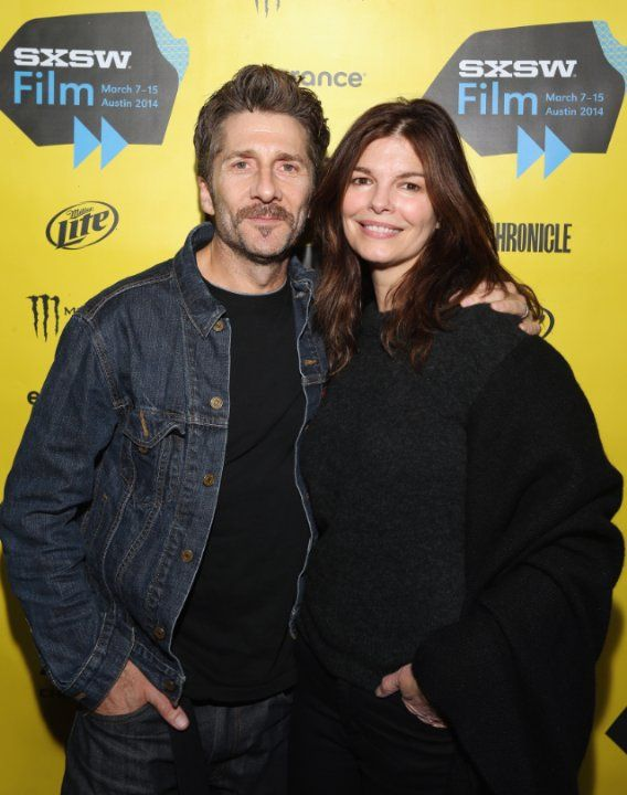 Jeanne Tripplehorn and Leland Orser at event of Faults (2014)